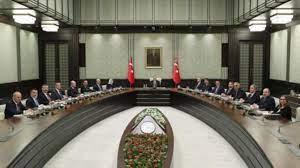 Son dakika: Kabine Toplantısı ne zaman? Kabine Toplantısı kararları! -  Haberler