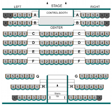 Victory Theater Seating Chart Arkansas Public Theatre