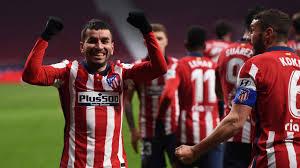 La Liga: Atletico Madrid bleibt gegen Sevilla siegreich - Fussball -  International - Spanien