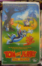 All sizes | Tom and Jerry: The Movie (1993, VHS) -- Family Home  Entertainment | Flickr - Photo Sharing! | Tom and jerry movies, Tom and  jerry, Movie posters