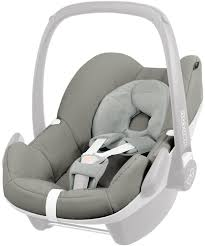 maxi cosi pebble seat cover set grey gravel tap to expand