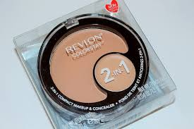 revlon colorstay 2 in 1 pact makeup concealer review revlon travel brush kit review