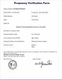 Doctors Note For Pregnancy Pregnancy Form Konmar Mcpgroup Co