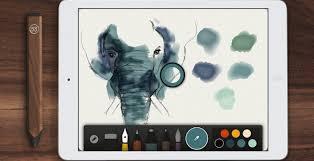 ipad apps pencil