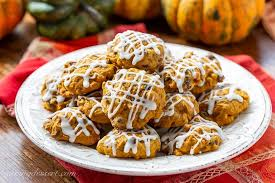 pumpkin chocolate chip cookies saving