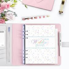 Wedding Planner Ultimate Printable Wedding Organizer