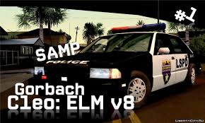 Gta Sa Android Light Mod Emergency Light Mod Elm V8 5 1 For Gta San Andreas