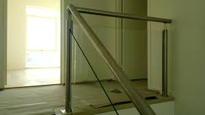 Full Image for Glass Banisters Uk Stainless Steel And Glass Balustrade City  Price From Per Linear ...