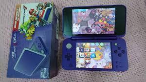 New 3ds xl 2 màn hình ips và new 2ds xl fullbox - 2.500.000đ
