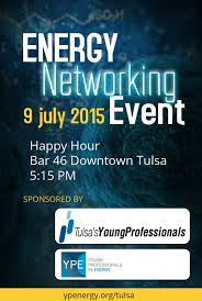 Upcoming Events Flyer Upcoming Events Ype And Typros Energy Networking Event Tulsa