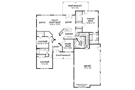 ranch house plans with side entry garage