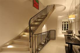 lighting for hallways and landings. just as for hallways and landings staircases are connecting paths to each floor lighting them up in a subtle way is more popular with larger spaces