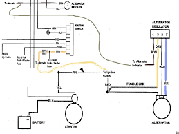 monte carlo wiring diagram an alternator haynes charging
