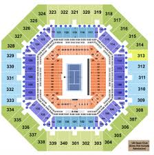 Arthur Ashe Stadium Us Open Seating Chart Us Open Seating Chart For Arthur Ashe Louis Armstrong
