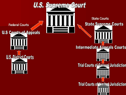 The Judicial Branch American Government Notes Dual Court