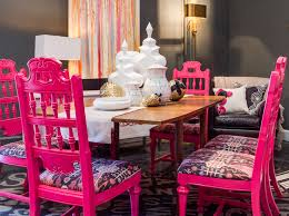 lacquer furniture paint lacquer furniture paint. Lacquer - Amy Howard Laquer Spray Paint- Pink Chairs With A Brown Table- Love Furniture Paint