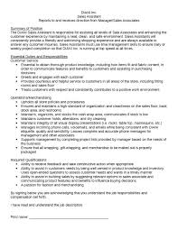Diani Sales Assistant Job Description By Kelly Gallagher Issuu