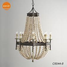 new american country style wood beads chandelier lighting wrought pertaining to attractive home country chandelier lighting prepare