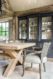 contemporary farmhouse dining the table