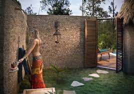 diy outdoor showers
