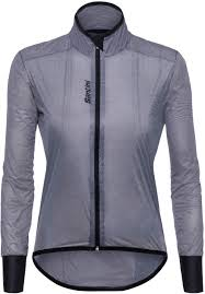 Women S Light Windbreaker Jacket Santini 365 Scudo Womens Windbreaker Jacket