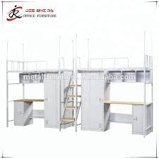 Modern School Furniture Enchanting Bunk Bed Table Bunk Bed Table Suppliers And Manufacturers At