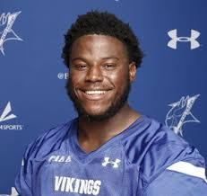 Byron Simpson - Football - Elizabeth City State University Athletics