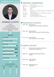 Best Modern Format Layout Curriculum Vitae Template Sample With