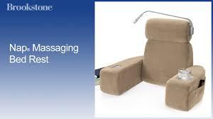 massage chair bed. nap® massaging bed rest massage chair g