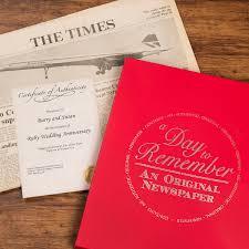 original newspaper from 1978 ruby wedding anniversary gettingpersonal co uk
