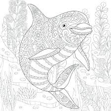 Coloring Pages Of Adults These Beach Themed Ocean For Are So Cool
