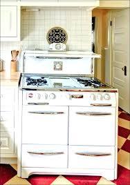 retro style appliances ge vintage for kitchen canada