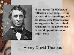 henry david thoreau best known for walden a reflection upon 1 henry david thoreau