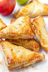 puff pastry apple turnovers cooking