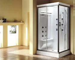 steam shower bathtub combo large size of showersteam shower bath hs sr1388 sauna with family wood