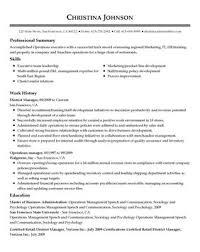 Retail Fresh View Resume Samples Best Sample Resume Template Ideas