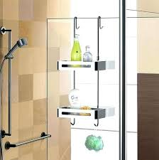 glass corner shower shelf glass corner shower shelf over door double shelf hanging shower baskets inspiration glass corner shower shelf