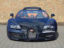 With 7 used bugatti veyron cars available on auto trader, we have the largest range of cars for sale across the uk. 2014 Used Bugatti Veyron Grand Sport Vitesse Blue Black Exposed Blue Carbon