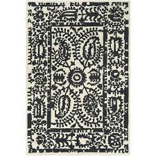 black and cream carpet hand tufted black cream area rug reviews regarding and rugs remodel 5 black and cream carpet patterned rugs