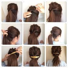 可愛い髪型は簡単アレンジでつくれる定番おすすめ厳選12やり方画像