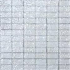 white glass tile texture. Fine Glass Image Is Loading GlassMosaicWallTilesTexturedLavaPearlWhite On White Glass Tile Texture