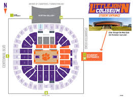 2019 20 Mens Basketball Student Ticketing Policy Clemson