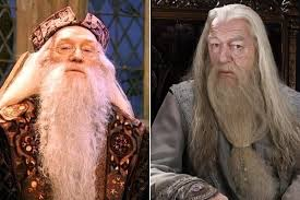 richard harris vs michael gambon. Michael Gambon Was The Better Dumbledore And Not Even Close Throughout Richard Harris Vs Zimbio