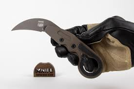 """Купить <b>нож</b> """"<b>Provoke</b>"""" <b>D2</b> TiNi Steel 4040E от CRKT"""