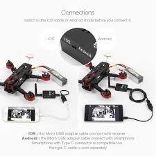 eachine r051 150ch 5 8g fpv av receiver built in bat for iphone eachine r051 150ch 5 8g fpv av receiver built in bat for iphone android ios smartphone