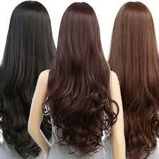 <b>Sexy Women's</b> Fashion Wavy Long Straight <b>Curly</b> Hair Full Wigs ...