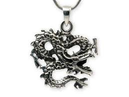925 sterling silver pendant chinese dragon necklaces and pendants pendants