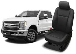 ford f 250 leather seats replacement