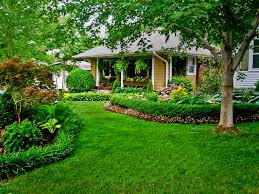 Small Picture Bungalow Garden Design Pictures On Brilliant Home Design Style