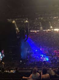 manchester arena section 202 row j seat 11